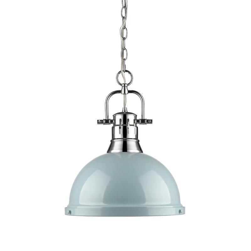 Bodalla 1 - Light Single Dome Pendant