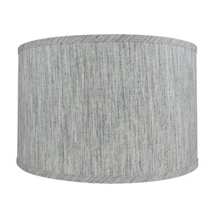 Affordable Classic Smooth 16 Linen Drum Lamp Shade By Urbanest