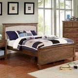 Seadrift Solid Wood Platform Bed by Harriet Bee