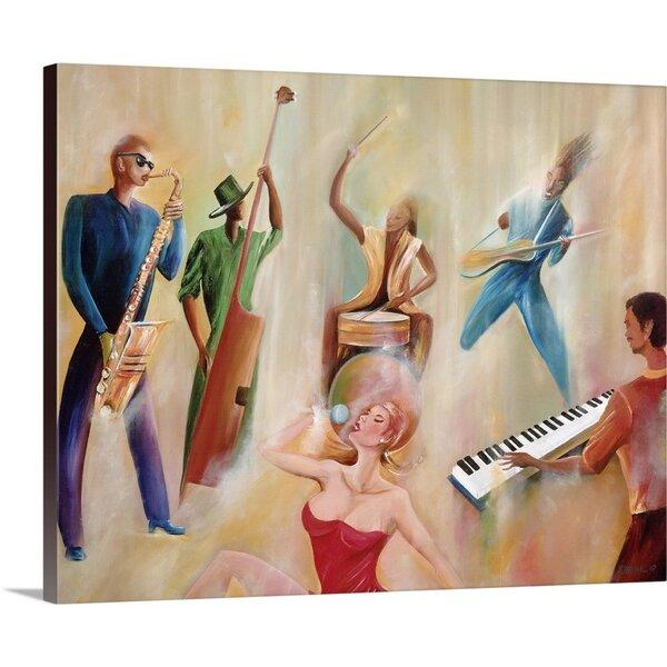 Carolines Treasures Ballet Dance is My Life Red Metal Print 8 H x 12 W