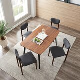 Freelon Dining Table by George Oliver