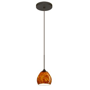 Besa Lighting Tay Tay 1-Light Cone Pendant