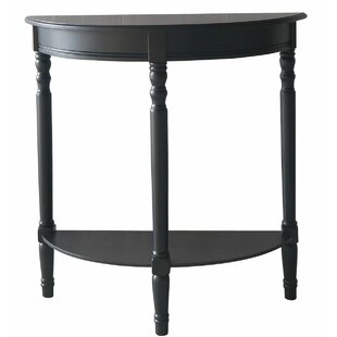 Coalton Half Moon Console Table