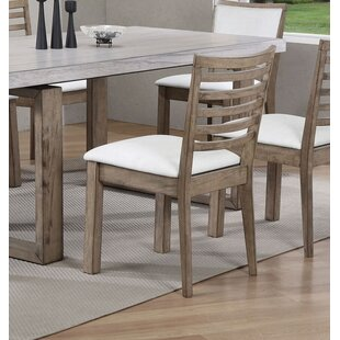 Price Check Cleveland Upholstered Dining Chair (Set of 2) by Rosecliff Heights Reviews (2019) & Buyer's Guide
