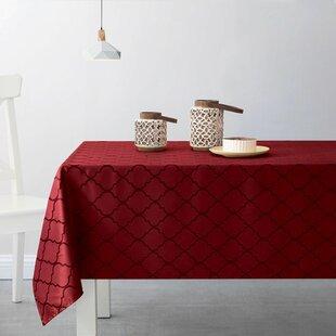 Zendaya Luxury Lattice Fabric Tablecloth