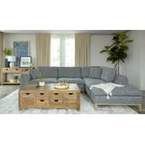 Pungoteague 124 Right Hand Facing Sectional by Gracie Oaks