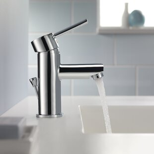 Delta Trinsic Single Hole Bathroom Faucet