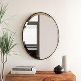 Thelonius Glam Beveled Bathroom / Vanity Mirror