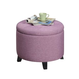 Incredible Tufted Storage Ottoman Lamtechconsult Wood Chair Design Ideas Lamtechconsultcom