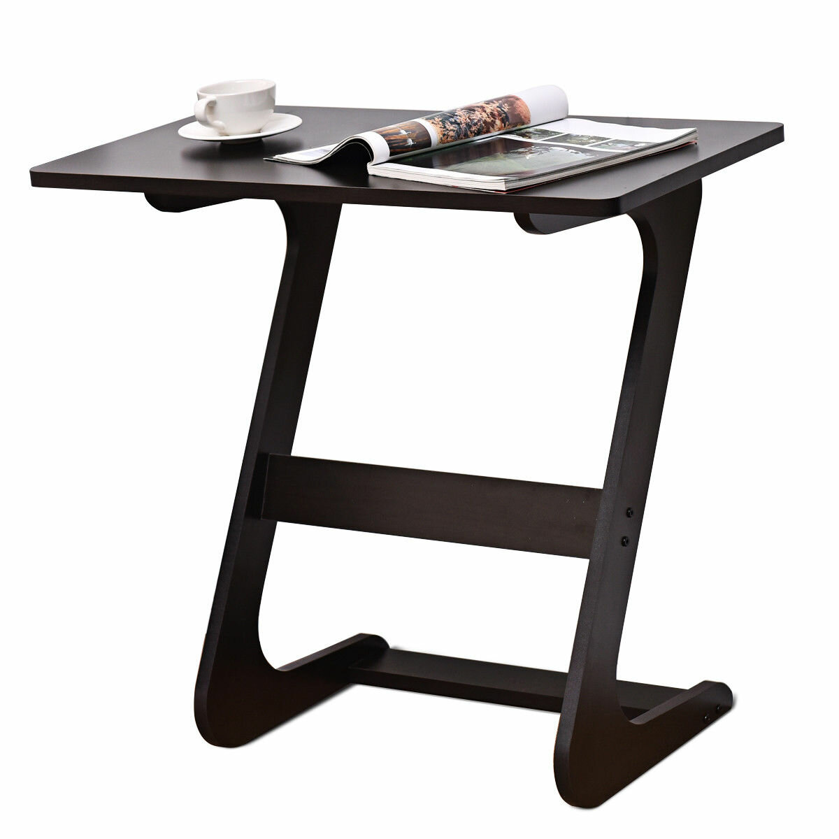 Winston Porter Lorna Console Snack End Table Reviews Wayfair Ca