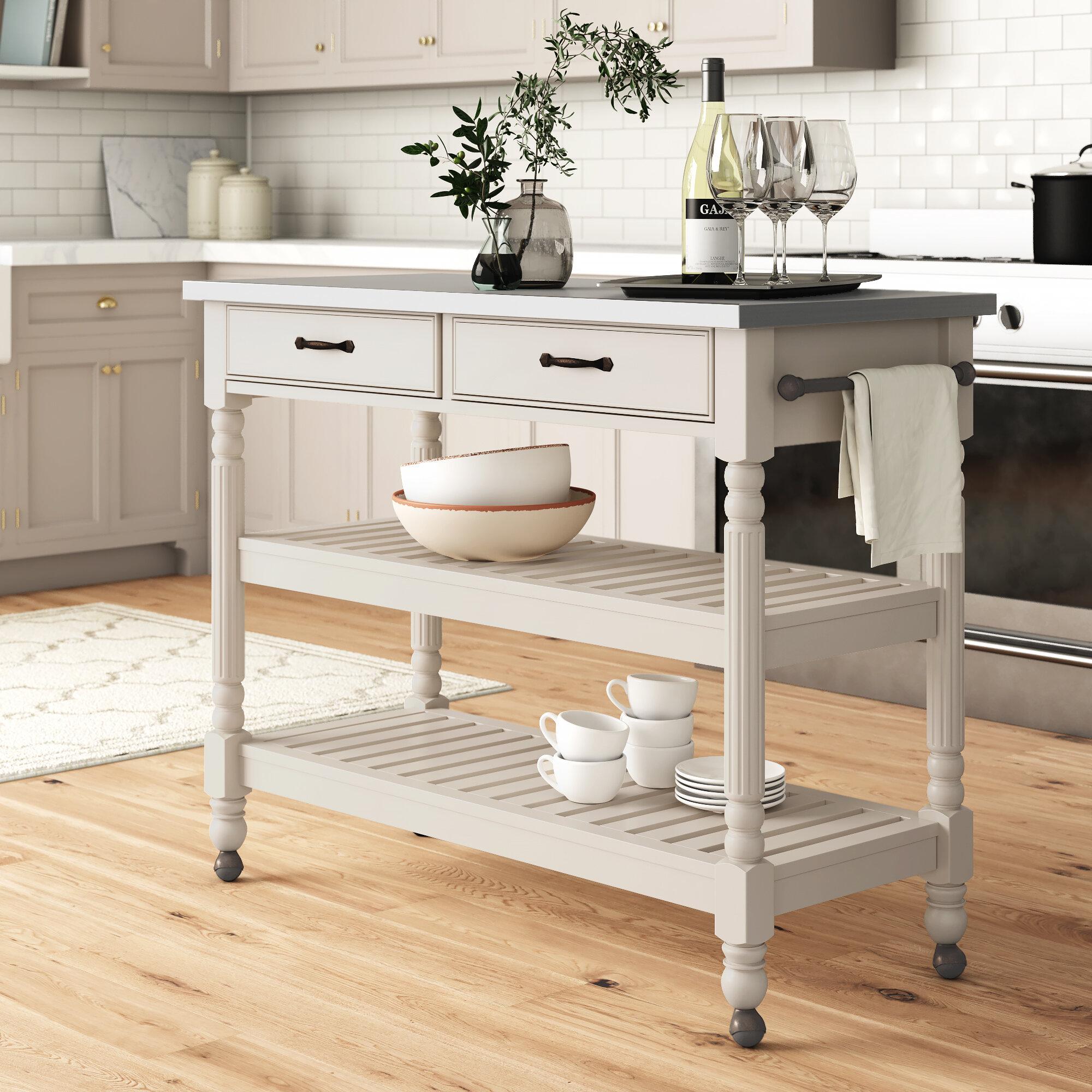 Kitchen Islands Carts You Ll Love In 2020 Wayfair