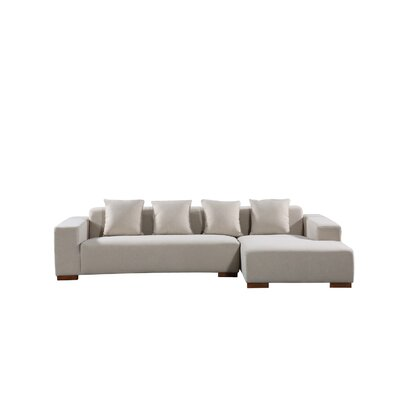 Brayden Studio Bracero Sectional