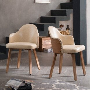 Mistana Nick Bamboo Side Chair (Set of 2)