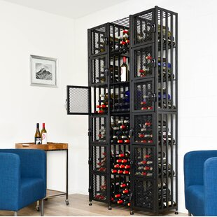Bin 192 Bottle Floor Wine Rack by Vintage..