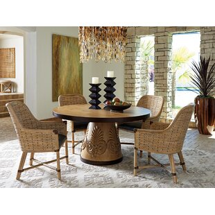Tommy Bahama Home Los Atlos 5 Piece Dining Set