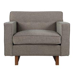 Dinger Armchair by Corrigan Studio