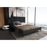 Schwamm Upholstered Platform Bed by Latitude Run