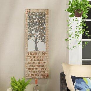 Family Tree Wall Decor Wayfair