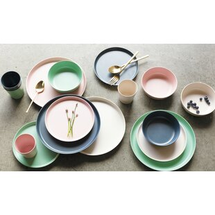 Loving Indoor/Outdoor 12 Piece Melamine Dinnerware Set, Service for 4