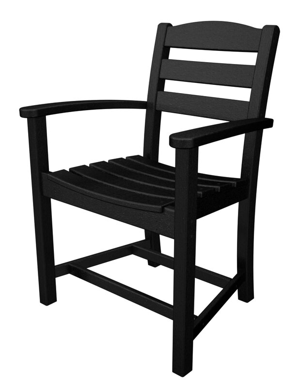 La Casa Café Patio Dining Chair