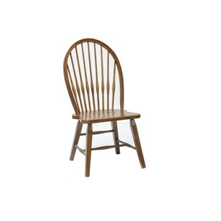 Adal Wood Dining Chair by August Grove