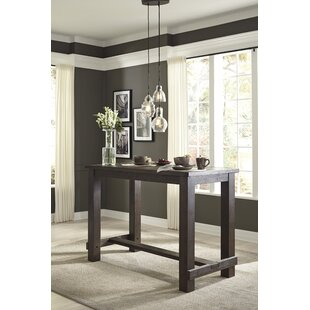 Hedden Bar Height Pub Table Charlton Home