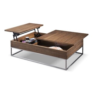 Foundry Select Armasn Lift Top Coffee Table with Storage