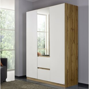 Nidda 3 Door Wardrobe By Rauch