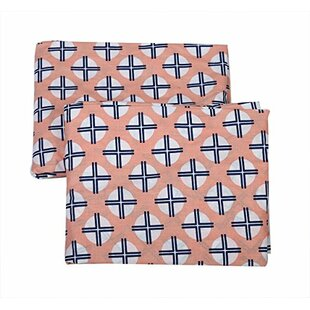 Asya Fitted Crib Sheets (Set of 2) ByHarriet Bee
