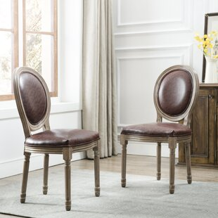 Shiloh Upholstered Dining Chair (Set of 2)