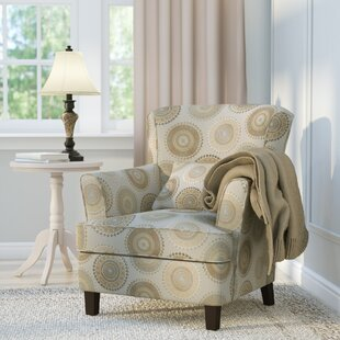 Monroel Armchair by Alcott Hill
