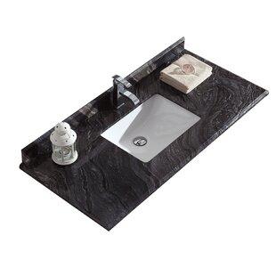 Check Prices Odyssey 49 Single Bathroom Vanity Top ByLaviva