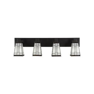 Loon Peak Eurig 4-Light Vanity Light