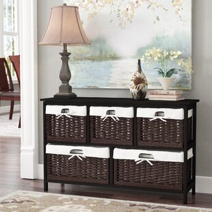 Compare prices Stellan 5 Drawer Storage Chest By Alcott Hill