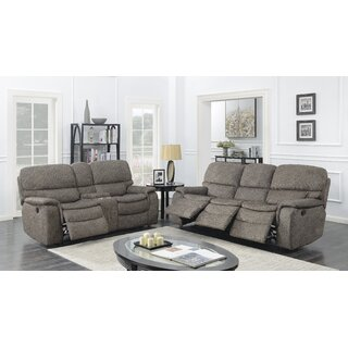 Aidan 2 Piece Reclining Living Room Set by Red Barrel Studio SKU:CB969656 Buy