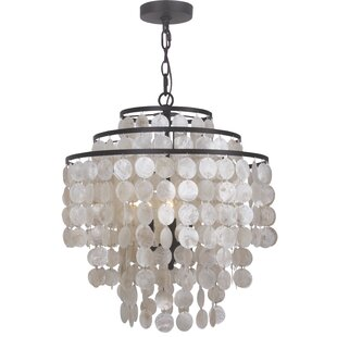 Mistana Devry 3-Light Novelty Chandelier