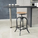 Knowsley Swivel Adjustable Height  Bar Stool by Trent Austin Design®