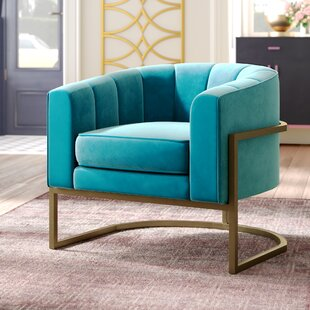 Affordable Cranbrook Barrel Chair by Everly Quinn Reviews (2019) & Buyer's Guide