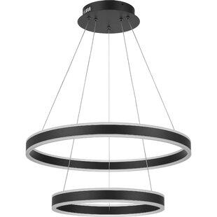 Zacharias 1-Light LED Novelty Pendant By Orren Ellis
