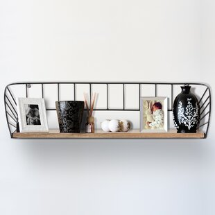 Carnbrock Wall Shelf (Set of 2)