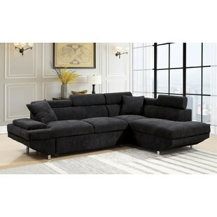 Jovan Sleeper Sectional