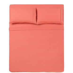 Ariana Solid Microfiber Sheet Set