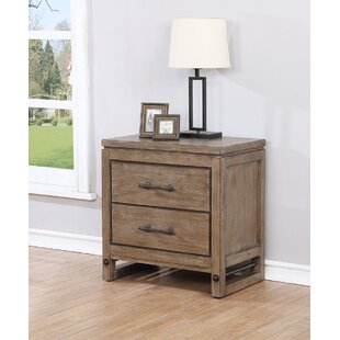 Martelli 2 Dawer Nightstand