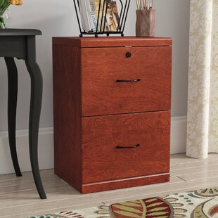 Charlton Home Berkhead 2 Drawer File Cabinet