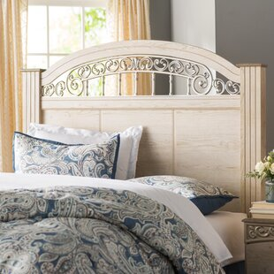 Shop For Emely Panel Headboard by Ophelia & Co.