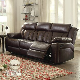 Waymire Reclining Sofa by Red ..