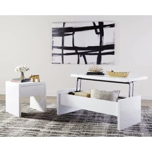 Holderman 2-Pcs Coffee Table Set
