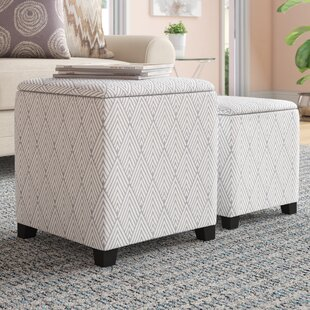 Forest Hill Storage Ottoman by Ebern Designs