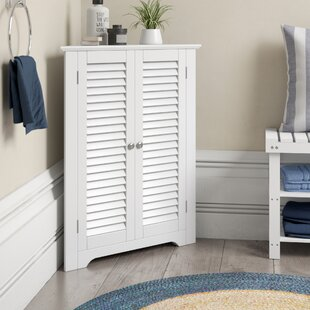 Review 64.5 X 79.5cm Corner Free-standing Cabinet