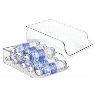 Rebrilliant Eisenbarth Water Bottle Holder Can Organiser (Set of 2)
